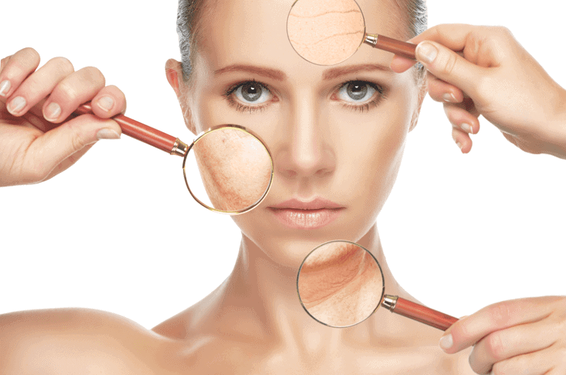 Себореен дерматит по кожата на лицето