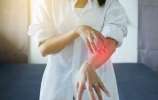 атопичен дерматит обостряне