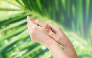изсушаване на кожата дезинфектанти