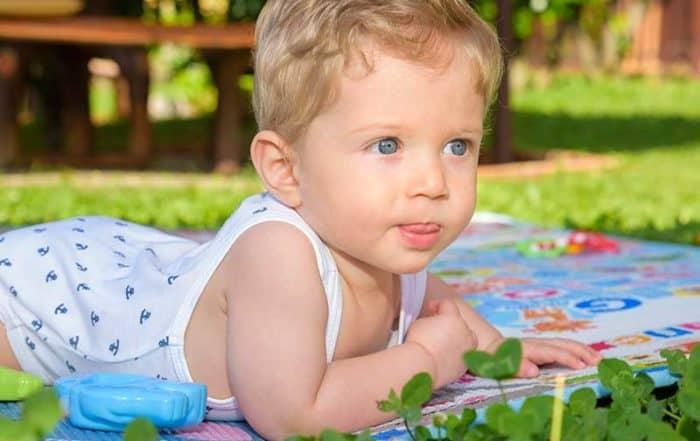 атопичен дерматит при деца