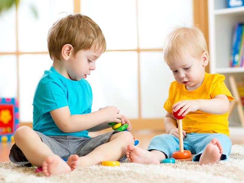 екзема по ръцете на дете